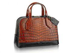 Louis Vuitton Dora PM Crocodile