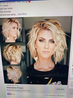 Medium Hair Styles, Curly Hair Styles, Hair Color And Cut, Hair Affair, Up Girl, Great Hair, Hair Today, Hair Dos, Fine Hair
