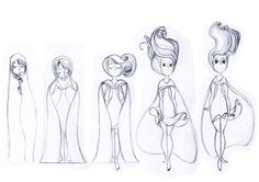 song of the sea character design