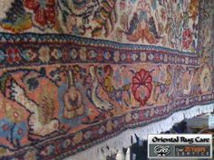 Oriental Rug Cleaning Equipment:   If you wish to rejuvenate the flooring, you must maintain ones Oriental Rug regularly. Have professional Rug wash corporations service your current carpets no less than twice a year.