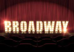 Stage Lights   Broadway West End or Little by LockhartandJones, £5.00