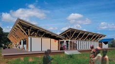 Centro Rural de Excelencia permitirá aumentar la esperanza de vida de los habitantes de Ipuli, Tanzania © Tolila+Gilliland / Architecture For Humanity