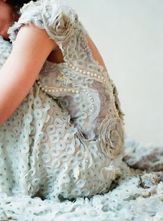 #Brides are stepping out of old, outdated #wedding #dress trends with different colors, texture, and patterns.