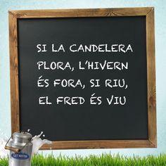 #lletnostra #candelera #tradicions