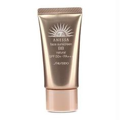 Shiseido Anessa Face Sunscreen BB Pa+++ Spf50+ Natural Color by Shiseido. $45.08. 30g. A weightless protective BB cream Features a water- & sweat-resistant formula for long-lasting coverage Helps smooth out rough skin texture while covering facial imperfections Shields skin from harmful effect of UVA & UVB with SPF 50 PA+++ Can also be used as makeup base Creates an even flawless & youthful looking complexion Perfect for all skin type except ultra-sensitive skin To use: Shake...