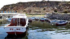 Mooring at Amantani Island, Lake Titicaca, Peru Backpacking Peru, Lake Titicaca, Machu Picchu, Coast, Island, Islands
