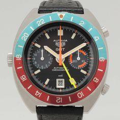 Heuer Autavia GMT (Ref. 11630)