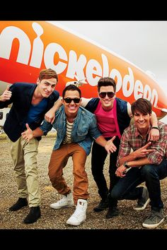 Who's attractive? Oh yeah, Big Time Rush(: