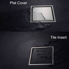 Square Shower Floor Drain With Tile Insert Grate Shower Drain, Shower Floor, Shower Tub, Bathroom Inspiration, Bathroom Ideas, Bathroom Designs, Tub To Shower Remodel, Bathtub Surround, Master Shower