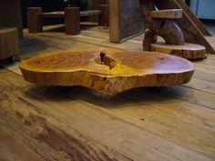 mesa de centro em madeira de demolicao | Madeira de Demolição