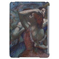 Dancers by Edgar Degas iPad Air Case