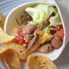 Pork Chalupas