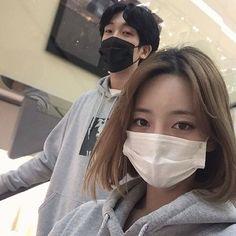 Imagen de korean girl, ulzzang, and korean boy