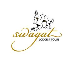 Swagat Lodge & Tours Logo Design | More logos http://blog.logoswish.com/category/logo-inspiration-gallery/ #logo #design #inspiration