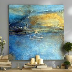 Abstract Art Diy, Abstract Art Painting, Art Painting, Abstract Painting, Painting, Abstract Wall Art, Types Of Art, Abstract, Contemporary Art Painting