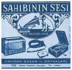 NOSTALJİ - 60'lar, 70'ler, 80'ler Vintage Advertisements, Vintage Ads, Old Poster, Radios, Istanbul City, Poster Pictures, Old Ads, Retro Design, Old Pictures