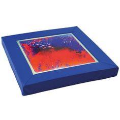 Panel świetlny niebiesko - czerwony