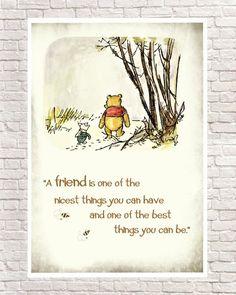 Winnie the Pooh Print klassische Pooh Pooh Wandkunst Pooh Kunstdrucke Ferkel Ferkel Zitate Poo&; Winnie the Pooh Print klassische Pooh Pooh Wandkunst Pooh Kunstdrucke Ferkel Ferkel Zitate Poo&; Quotes quotesbi Quotes Winnie the Pooh […] the pooh Nursery Art Birthday, Birthday Quotes, Birthday Gifts, Father Birthday, Friend Birthday, Winnie The Pooh Quotes, Winnie The Pooh Friends, Disney Winnie The Pooh, Pooh Bear