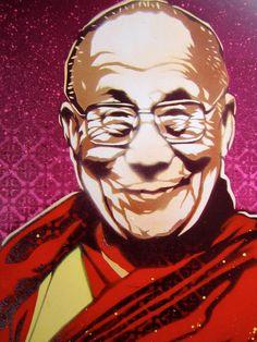 dalai lama painting - Google-søgning