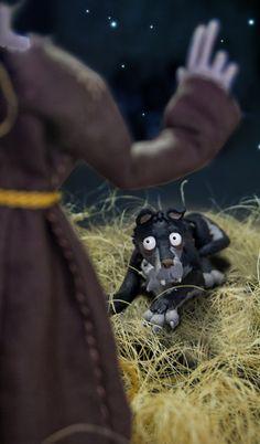 san francisco y el lobo de gubbio