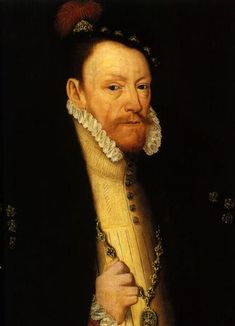 Thomas Radclyffe 3rd Earl of Sussex, (1525-1583) Lord-Lieutenant of Ireland during the Tudor period; leading courtier during the reign of Elizabeth I.Son of Henry Radclyffe, 2nd Earl of Sussex, and first wife Elizabeth Howard (half-sister of Elizabeth Howard, mother of Anne Boleyn). Maternal grandparents were Thomas Howard, 2nd Duke of Norfolk, and his second wife, Agnes Tilney.Maternal uncles included Thomas Howard, 3rd Duke of Norfolk,  & Lord Edmund Howard (father of Queen Catherine Howard)