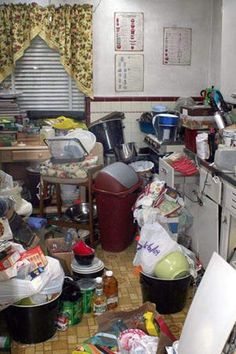 messy home | messy-house