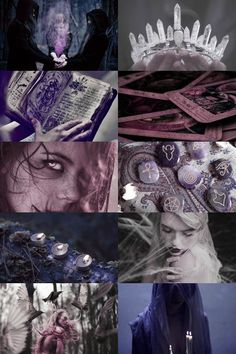 witch aesthetic (more here)