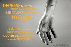 5 Thyroid Gland, Asthma, Migraine, Insomnia, Depression, Thyroid