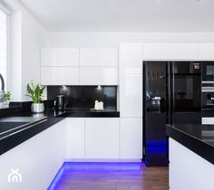 Kitchen Furniture, Kitchen Interior, Kitchen Decor, Luxury Kitchens, Home Kitchens, Grand Kitchen, Kitchen Modular, Kitchen Design Open, U Shaped Kitchen