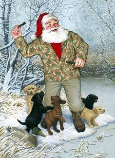 Новогоднее настроение от Тома Ньюсома (Tom Newsom). Часть 2. (25 фото)