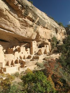 While visiting Durango, Colorado, CO we raced to Mesa Verde.