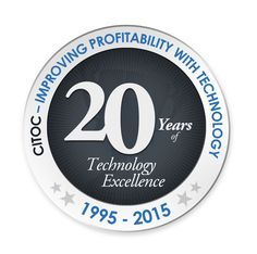 The Houston I.T. support team at CITOC is thrilled to be celebrating our 20th anniversary in 2015! Under the leadership of our founder and CEO, BJ Farmer, we ha