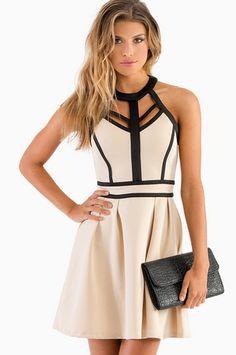 Alina Dress $44 at www.tobi.com