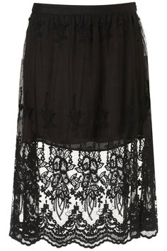 I wish they had this skirt in my size. So pretty and gothy.