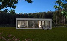 Prefabricated houses ekokoncept - prefabricated house ek014