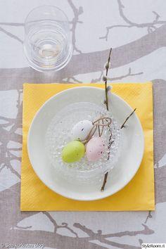keittiö,pääsiäinen,pääsiäskattaus