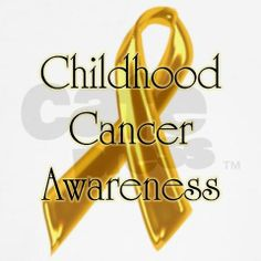 Childhood Cancer Awareness... Keep fighting the BIG fight Destiny, and we will keep praying!!! You are my HERO!!!