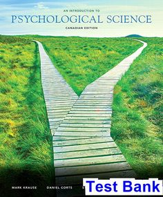 Information technology for management 10th edition by efraim turban test bank for introduction to psychological science canadian 1st edition by krause ibsn 9780133565218 fandeluxe Gallery