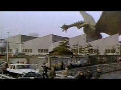 Godzilla vs Monster Zero / Invasion of Astro Monster - trailer Godzilla Vs King Ghidorah, Zero, Astronauts
