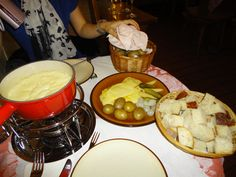 Oh, Cheese fondue in Zurich how I miss you. Zurich, Fondue, Cheese, Ethnic Recipes