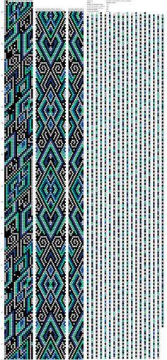 18 around bead crochet rope pattern. Crochet Bracelet Pattern, Crochet Beaded Bracelets, Bead Crochet Patterns, Seed Bead Patterns, Bead Crochet Rope, Beaded Crafts, Beading Patterns, Beaded Crochet, Peyote Stitch Patterns