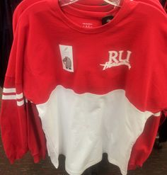 This Radford Spirit Jersey looks amazing with a pair of leggings and boots! You can look cute while being comfortable!