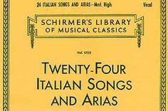 "A Definitive Ranking Of ""Twenty-Four Italian Songs And Arias"""