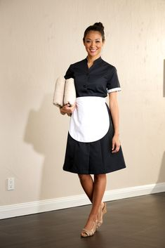 Orchid - New Modern Maids Housekeeping Dress