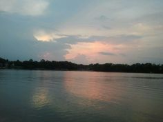 Boat ride at Sunset <3