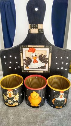 ✔ Diy Crafts To Sell Recycle Tin Can Crafts, Diy Crafts To Sell, Diy Crafts For Kids, Home Crafts, Easy Crafts, Sell Diy, Kids Diy, Decor Crafts, Chicken Crafts