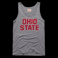 Ohio State Tank Top- WANT!