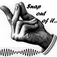 AM Snap out of it...I wanna grab both your shoulders and shake...