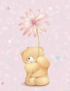 ♥Forever Friends | Cute Smile Bear♥