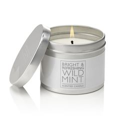 Wild Mint Candle | Candles | Candles and Fragrance | The White Company US